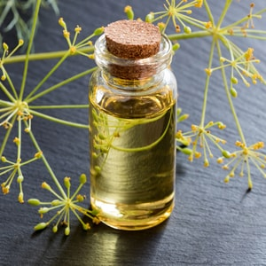 DILL </br> essential oil  or floral water