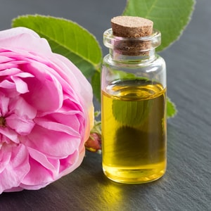ROSE </br> essential oil  or floral water