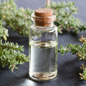 THYME </br> essential oil  or floral water