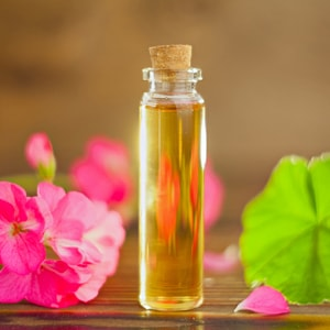 GERANIUM</br> essential oil  or floral water