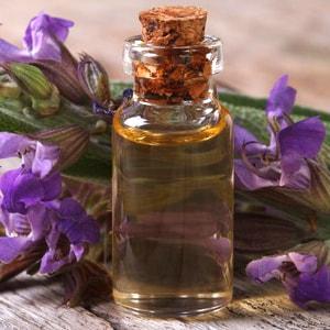 SAGE </br> essential oil  or floral water
